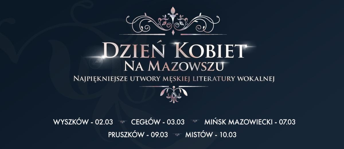 Wyjątkowa trasa koncertowa z okazji Dnia Kobiet