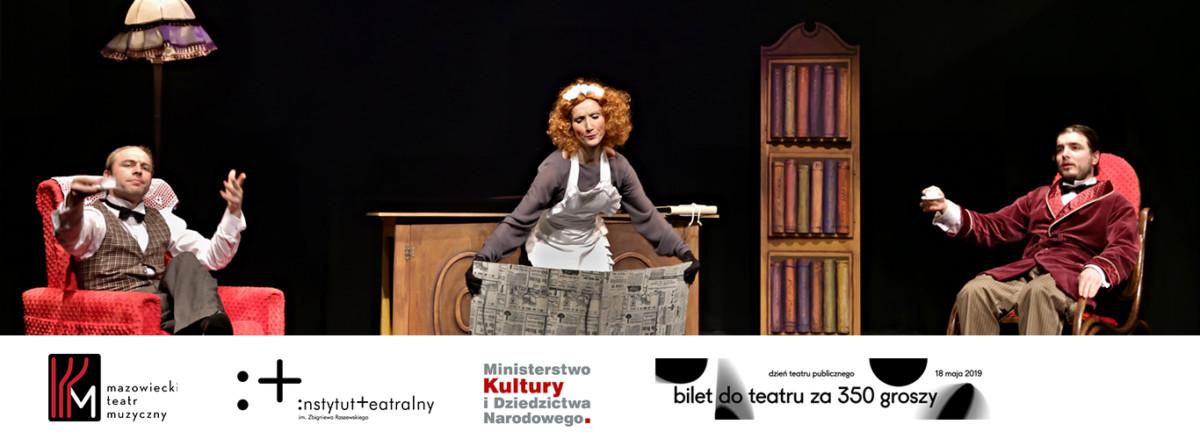 Dzień Teatru Publicznego w Mazowieckim Teatrze Muzycznym – fotorelacja