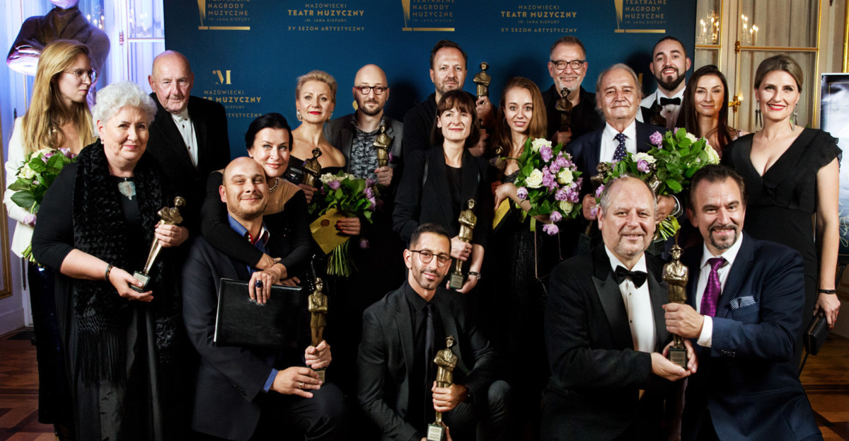 Laureaci Teatralnych Nagród Muzycznych im. Jana Kiepury 2019